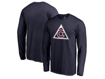 Tričko Colorado Avalanche Team Alternate Long Sleeve