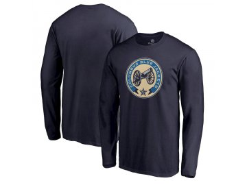 Dětské Tričko Columbus Blue Jackets Team Alternate Long Sleeve