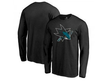 Dětské Tričko San Jose Sharks Team Alternate Long Sleeve