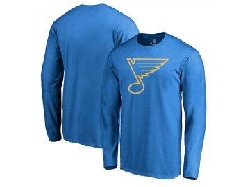 Dětské Tričko St. Louis Blues Team Alternate Long Sleeve