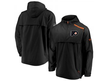 Bunda Philadelphia Flyers Authentic Pro Rinkside Anorak 1/4-Zip