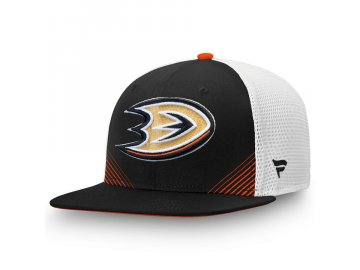 Kšiltovka Anaheim Ducks Iconic Spring Emblem Snapback