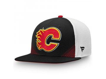 Kšiltovka Calgary Flames Iconic Spring Emblem Snapback