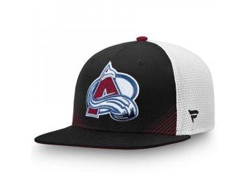 Kšiltovka Colorado Avalanche Iconic Spring Emblem Snapback