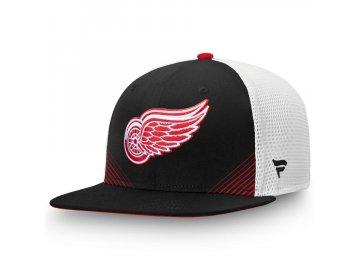 Kšiltovka Detroit Red Wings Iconic Spring Emblem Snapback