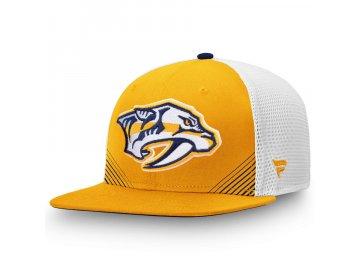 Kšiltovka Nashville Predators Iconic Spring Emblem Snapback