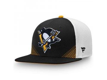 8ba9b9bbe Kšiltovka Pittsburgh Penguins Iconic Spring Emblem Snapback