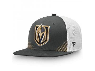 Kšiltovka Vegas Golden Knights Iconic Spring Emblem Snapback