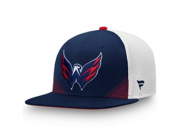 Kšiltovka Washington Capitals Iconic Spring Emblem Snapback