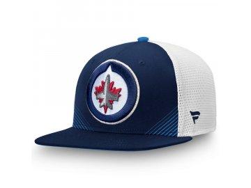Kšiltovka Winnipeg Jets Iconic Spring Emblem Snapback
