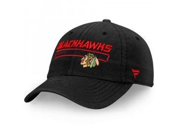 Dětská Kšiltovka Chicago Blackhawks Authentic Pro Rinkside Alpha