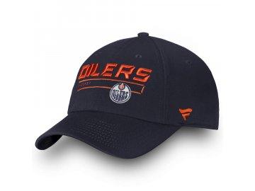 Dětská Kšiltovka Edmonton Oilers Authentic Pro Rinkside Alpha