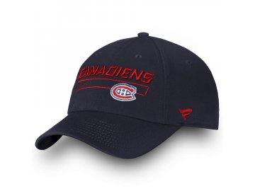 Dětská Kšiltovka Montreal Canadiens Authentic Pro Rinkside Alpha