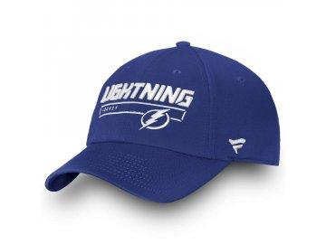 Dětská Kšiltovka Tampa Bay Lightning Authentic Pro Rinkside Alpha