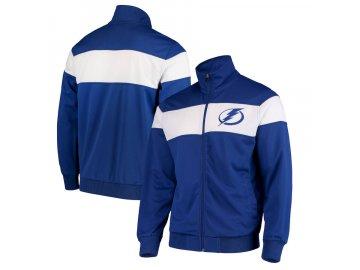 Bunda Tampa Bay Lightning G-III Sports by Carl Banks Strength Full-Zip Track Jacket