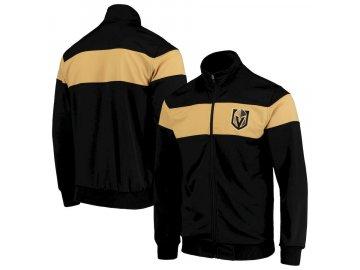 Bunda Vegas Golden Knights G-III Sports by Carl Banks Strength Full-Zip Track Jacket