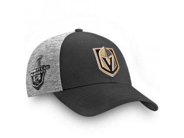 Kšiltovka Vegas Golden Knights 2019 Stanley Cup Playoffs Bound Flex