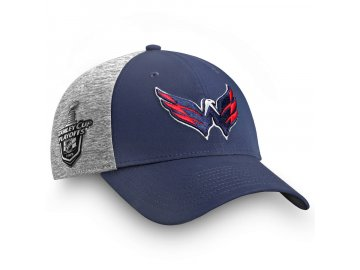 Kšiltovka Washington Capitals 2019 Stanley Cup Playoffs Bound Flex