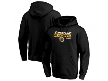 Mikina Boston Bruins 2019 Stanley Cup Playoffs Bound Body Checking Pullover Hoodie