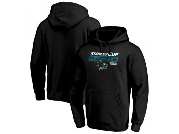 Mikina San Jose Sharks 2019 Stanley Cup Playoffs Bound Body Checking Pullover Hoodie