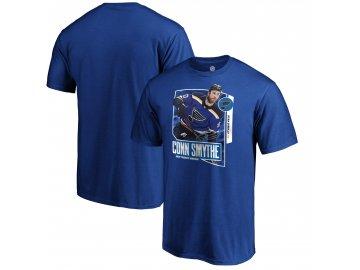 Pánské tričko Ryan O'Reilly St. Louis Blues 2019 Stanley Cup Champions Conn Smythe Trophy Winner