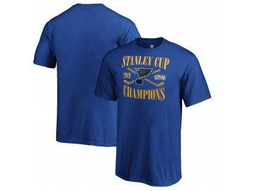 Dětské tričko St. Louis Blues 2019 Stanley Cup Champions Hand Pass