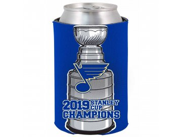 Termoobal St. Louis Blues 2019 Stanley Cup Champions 12oz. Can Cooler