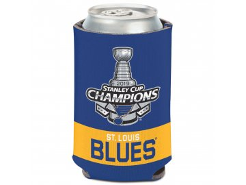 Termoobal St. Louis Blues WinCraft 2019 Stanley Cup Champions 12oz. Can Cooler