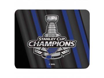 Podložka pod myš St. Louis Blues 2019 Stanley Cup Champions Mousepad