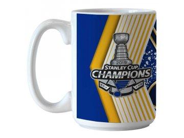 Hrnek St. Louis Blues 2019 Stanley Cup Champions 15oz. Summary Mug