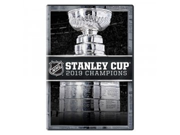 DVD St. Louis Blues 2019 Stanley Cup Champions