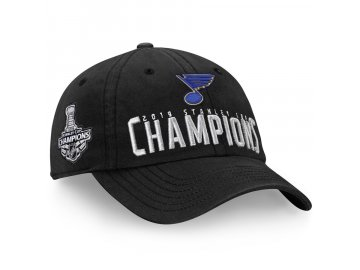 Kšiltovka St. Louis Blues 2019 Stanley Cup Champions Adjustable