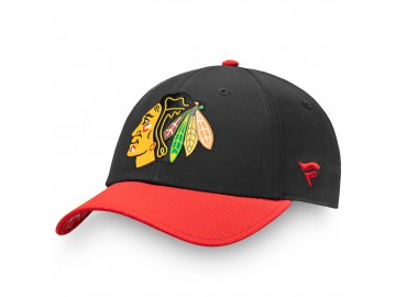 Kšiltovka  Chicago Blackhawks NHL NHL Draft 2019 Flex