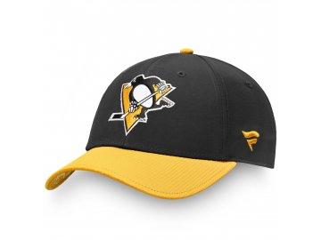 Kšiltovka  Pittsburgh Penguins NHL NHL Draft 2019 Flex