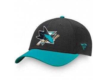 Kšiltovka San Jose Sharks NHL NHL Draft 2019 Flex