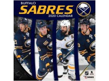 Kalendář Buffalo Sabres 2020 Wall  x
