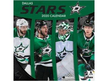 Kalendář Dallas Stars 2020 Wall  x