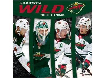 Kalendář Minnesota Wild 2020 Wall  x