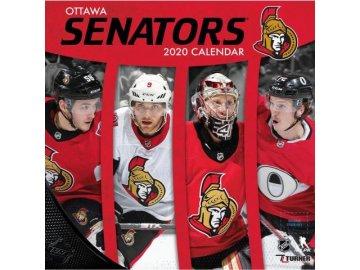 Kalendář Ottawa Senators 2020 Wall  x