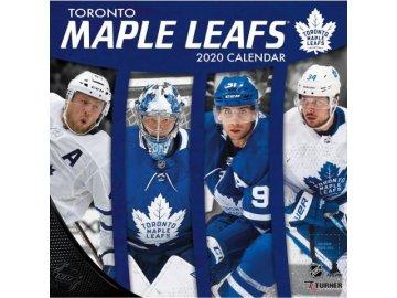 Kalendář Toronto Maple Leafs 2020 Wall  x