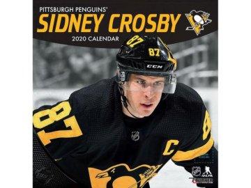 Kalendář Pittsburgh Penguins Sidney Crosby 2020 Wall