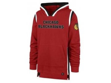 Mikina Chicago Blackhawks '47 Layup Pullover