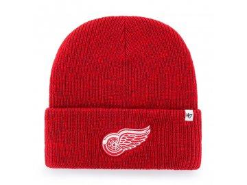 376446 zimni cepice 47 brand brain freeze cuff knit nhl detroit red wings cervena 73699[1]