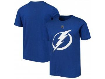 Dětské předškolní tričko Tampa Bay Lightning Primary Logo
