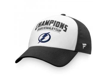Kšiltovka Tampa Bay Lightning 2020 Stanley Cup Champions Flex