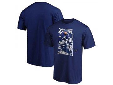Pánské tričko Tampa Bay Lightning 2020 Stanley Cup Champions  Conn Smythe Trophy Winner Victor Hedman