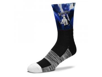 Dětské ponožky Tampa Bay Lightning 2020 Stanley Cup Champions Partial Logo Sublimated Crew Socks