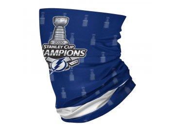 Nákrčník Tampa Bay Lightning 2020 Stanley Cup Champions Neck Gaiter