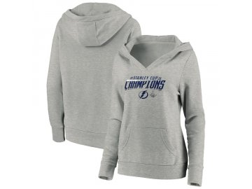 Dámská mikina Tampa Bay Lightning 2020 Stanley Cup Champions Top Line Pullover