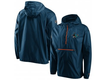 Bunda San Jose Sharks Iconic Back To Basics Lightweight